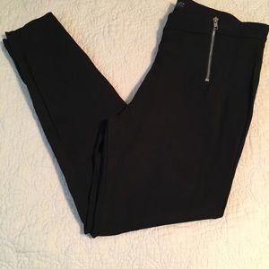 Forever 21 plus 1X black pants